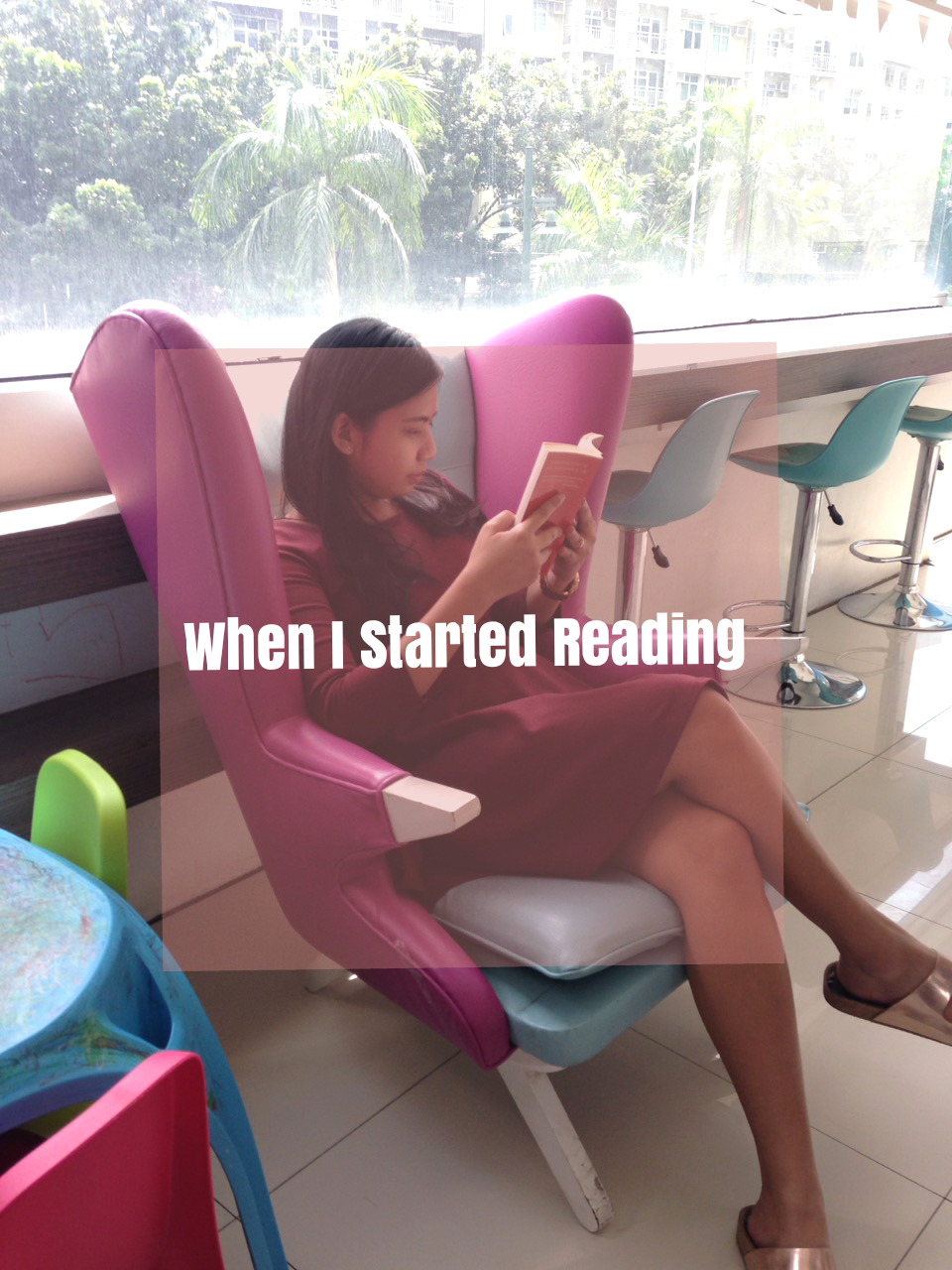 When I Started Reading